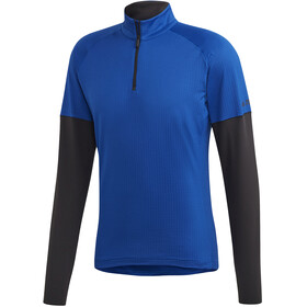 adidas TERREX Xperior Sweat-shirt manches longues Homme, collegiate royal